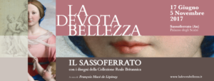 Sassoferrato 'La devota bellezza' – 17/06 _ 05/11